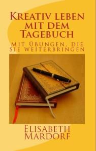 Cover Tagebuch für Werbung